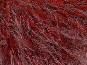 Vezelgehalte 50% Polyamide, 30% Wol, 20% Acryl, Brand Ice Yarns, Copper, fnt2-65473