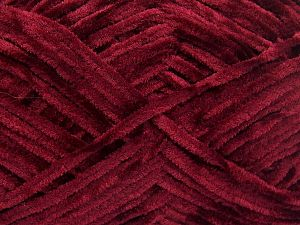 Fiber Content 100% Micro Fiber, Brand Ice Yarns, Burgundy, Yarn Thickness 3 Light  DK, Light, Worsted, fnt2-65522