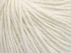 Fiber Content 50% Wool, 50% Acrylic, Brand Ice Yarns, Ecru, fnt2-65542