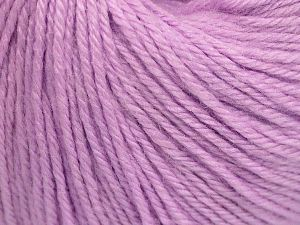 Fiber Content 40% Merino Wool, 40% Acrylic, 20% Polyamide, Light Pink, Brand Ice Yarns, Yarn Thickness 2 Fine  Sport, Baby, fnt2-65574