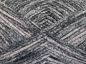 Fiber Content 100% Cotton, Brand Ice Yarns, Grey Shades, Yarn Thickness 3 Light  DK, Light, Worsted, fnt2-65591