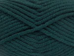 Contenido de fibra 50% Acrílico, 50% Lana, Teal, Brand Ice Yarns, Yarn Thickness 6 SuperBulky Bulky, Roving, fnt2-65612