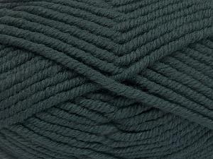 Contenido de fibra 50% Acrílico, 50% Lana, Brand Ice Yarns, Dark Teal, Yarn Thickness 6 SuperBulky Bulky, Roving, fnt2-65613