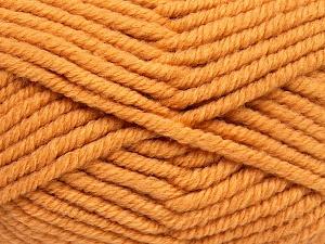 Contenido de fibra 50% Acrílico, 50% Lana, Brand Ice Yarns, Gold, Yarn Thickness 6 SuperBulky Bulky, Roving, fnt2-65634