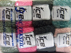 Mixed Lot, Brand Ice Yarns, fnt2-65647