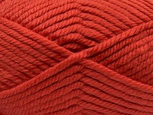 Fiber Content 75% Acrylic, 25% Superwash Wool, Orange, Brand Ice Yarns, Yarn Thickness 6 SuperBulky Bulky, Roving, fnt2-65698