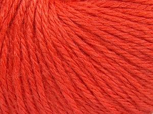 Fiber Content 40% Acrylic, 40% Merino Wool, 20% Polyamide, Orange, Brand Ice Yarns, Yarn Thickness 3 Light DK, Light, Worsted, fnt2-65741
