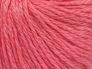Fiber Content 40% Merino Wool, 40% Acrylic, 20% Polyamide, Brand Ice Yarns, Baby Pink, Yarn Thickness 3 Light DK, Light, Worsted, fnt2-65742