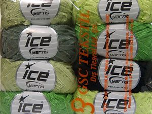 Fiber Content 100% Acrylic, Mixed Lot, Brand Ice Yarns, fnt2-65812