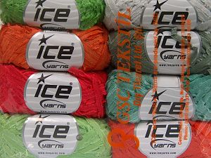 Fiber Content 100% Acrylic, Mixed Lot, Brand Ice Yarns, fnt2-65815