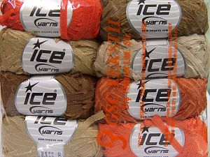 Fiber Content 100% Acrylic, Mixed Lot, Brand Ice Yarns, fnt2-65817