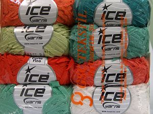 Fiber Content 100% Acrylic, Mixed Lot, Brand Ice Yarns, fnt2-65820