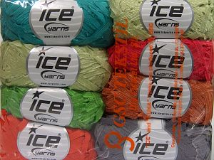 Fiber Content 100% Acrylic, Mixed Lot, Brand Ice Yarns, fnt2-65821