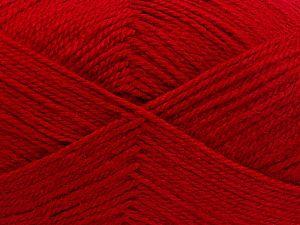 Fiber Content 100% Acrylic, Red, Brand Ice Yarns, Yarn Thickness 2 Fine Sport, Baby, fnt2-66052