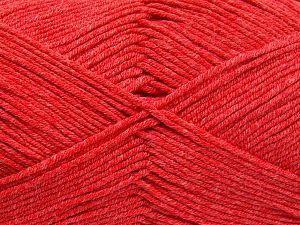 Fiber Content 50% Acrylic, 50% Cotton, Marsala Red, Brand Ice Yarns, Yarn Thickness 2 Fine Sport, Baby, fnt2-66110