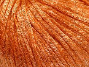 Fiber Content 67% Tencel, 33% Polyamide, Light Orange, Brand Ice Yarns, Yarn Thickness 4 Medium Worsted, Afghan, Aran, fnt2-66196