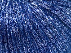 Fiber Content 67% Tencel, 33% Polyamide, Brand Ice Yarns, Dark Blue, Yarn Thickness 4 Medium Worsted, Afghan, Aran, fnt2-66199