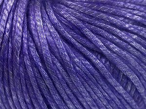 Fiber Content 67% Tencel, 33% Polyamide, Purple, Brand Ice Yarns, Yarn Thickness 4 Medium Worsted, Afghan, Aran, fnt2-66200