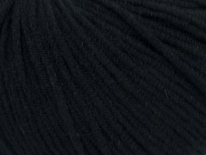 Modal is a type of yarn which is mixed with the silky type of fiber. It is derived from the beech trees. Fiber Content 55% Modal, 45% Acrylic, Brand Ice Yarns, Black, Yarn Thickness 3 Light DK, Light, Worsted, fnt2-66684