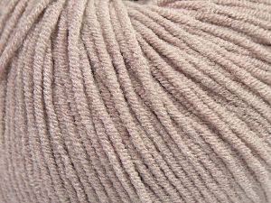Modal is a type of yarn which is mixed with the silky type of fiber. It is derived from the beech trees. Fiber Content 55% Modal, 45% Acrylic, Brand Ice Yarns, Beige, Yarn Thickness 3 Light DK, Light, Worsted, fnt2-66689