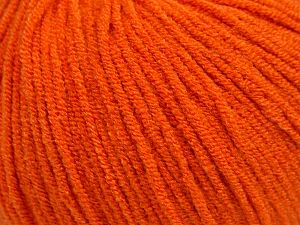 Modal is a type of yarn which is mixed with the silky type of fiber. It is derived from the beech trees. Fiber Content 55% Modal, 45% Acrylic, Orange, Brand Ice Yarns, Yarn Thickness 3 Light DK, Light, Worsted, fnt2-66691