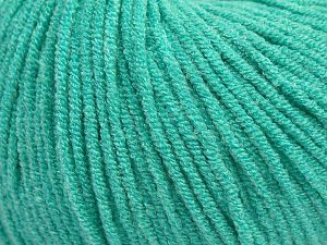 Modal is a type of yarn which is mixed with the silky type of fiber. It is derived from the beech trees. Fiber Content 55% Modal, 45% Acrylic, Brand Ice Yarns, Green, Yarn Thickness 3 Light DK, Light, Worsted, fnt2-66696