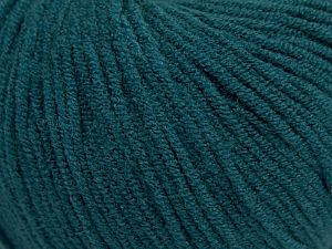 Modal is a type of yarn which is mixed with the silky type of fiber. It is derived from the beech trees. Fiber Content 55% Modal, 45% Acrylic, Teal, Brand Ice Yarns, Yarn Thickness 3 Light DK, Light, Worsted, fnt2-66701