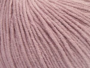 Modal is a type of yarn which is mixed with the silky type of fiber. It is derived from the beech trees. Fiber Content 55% Modal, 45% Acrylic, Powder Pink, Brand Ice Yarns, Yarn Thickness 3 Light DK, Light, Worsted, fnt2-66706