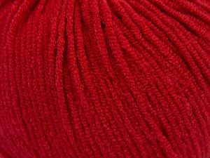 Modal is a type of yarn which is mixed with the silky type of fiber. It is derived from the beech trees. Fiber Content 55% Modal, 45% Acrylic, Red, Brand Ice Yarns, Yarn Thickness 3 Light DK, Light, Worsted, fnt2-66710