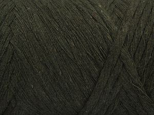 Fiber Content 100% Cotton, Khaki, Brand Ice Yarns, Yarn Thickness 6 SuperBulky Bulky, Roving, fnt2-66831