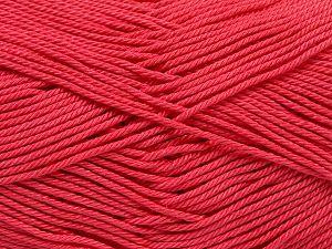 Fiber Content 100% Mercerised Giza Cotton, Light Salmon, Brand Ice Yarns, Yarn Thickness 2 Fine Sport, Baby, fnt2-66941
