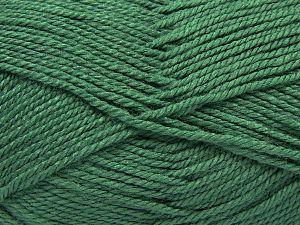 Fiber Content 100% Acrylic, Light Green, Brand Ice Yarns, Yarn Thickness 2 Fine Sport, Baby, fnt2-66976