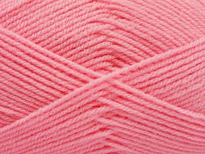 Fiber Content 100% Baby Acrylic, Brand Ice Yarns, Candy Pink, Yarn Thickness 2 Fine Sport, Baby, fnt2-67014