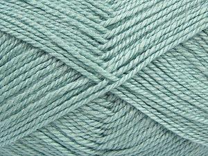Fiber Content 100% Acrylic, Water Green, Brand Ice Yarns, Yarn Thickness 2 Fine Sport, Baby, fnt2-67022