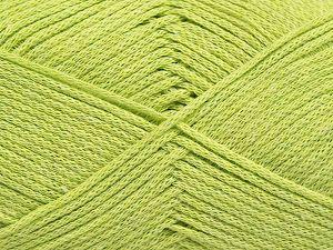 Fiber Content 100% Cotton, Light Green, Brand Ice Yarns, Yarn Thickness 2 Fine Sport, Baby, fnt2-67025