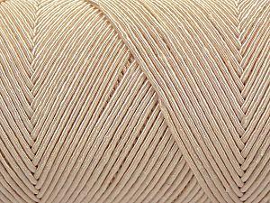 Fiber Content 70% Polyester, 30% Cotton, Brand Ice Yarns, Cream, Yarn Thickness 3 Light DK, Light, Worsted, fnt2-67066