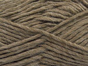 Contenido de fibra 85% Acrílico, 5% Mohair, 10% Lana, Mink, Brand Ice Yarns, Yarn Thickness 5 Bulky Chunky, Craft, Rug, fnt2-67098