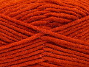 Contenido de fibra 85% Acrílico, 5% Mohair, 10% Lana, Orange, Brand Ice Yarns, Yarn Thickness 5 Bulky Chunky, Craft, Rug, fnt2-67107