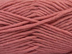 Contenido de fibra 85% Acrílico, 5% Mohair, 10% Lana, Pink, Brand Ice Yarns, Yarn Thickness 5 Bulky Chunky, Craft, Rug, fnt2-67117