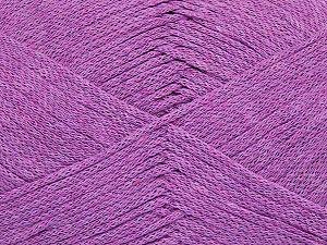 Fiber Content 100% Cotton, Brand Ice Yarns, Dark Lilac, Yarn Thickness 2 Fine Sport, Baby, fnt2-67141