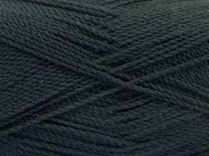 Fiber Content 100% Premium Acrylic, Brand Ice Yarns, Black, Yarn Thickness 2 Fine Sport, Baby, fnt2-67195