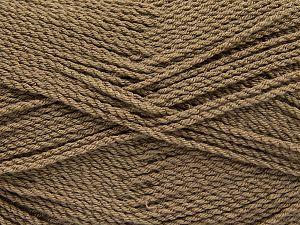 Fiber Content 100% Premium Acrylic, Light Brown, Brand Ice Yarns, Yarn Thickness 2 Fine Sport, Baby, fnt2-67203