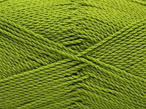 Fiber Content 100% Premium Acrylic, Light Green, Brand Ice Yarns, Yarn Thickness 2 Fine Sport, Baby, fnt2-67208