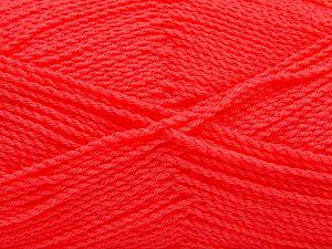 Fiber Content 100% Premium Acrylic, Neon Orange, Brand Ice Yarns, Yarn Thickness 2 Fine Sport, Baby, fnt2-67210