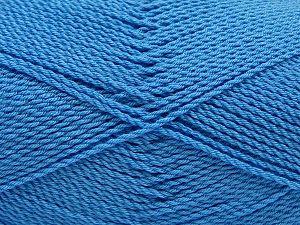 Fiber Content 100% Premium Acrylic, Light Blue, Brand Ice Yarns, Yarn Thickness 2 Fine Sport, Baby, fnt2-67217