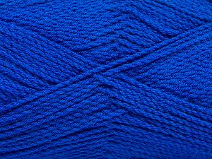 Fiber Content 100% Premium Acrylic, Brand Ice Yarns, Dark Blue, Yarn Thickness 2 Fine Sport, Baby, fnt2-67219
