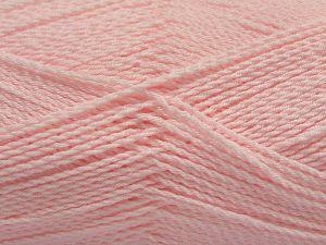 Fiber Content 100% Premium Acrylic, Brand Ice Yarns, Baby Pink, Yarn Thickness 2 Fine Sport, Baby, fnt2-67226