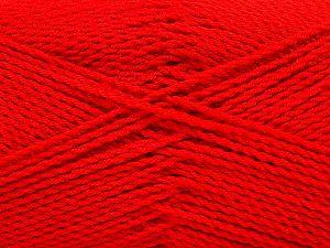 Fiber Content 100% Premium Acrylic, Red, Brand Ice Yarns, Yarn Thickness 2 Fine Sport, Baby, fnt2-67234