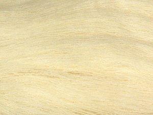 Please be advised that yarn is in hank. Recommended needle size is 2-3 mm / US 0-3. Fiber Content 36% Polyamide, 31% Merino Wool, 30% Baby Alpaca, 3% Elastan, Brand Ice Yarns, Ecru, fnt2-67324