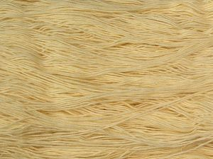 Please be advised that yarn is in hank. Recommended needle size is 3-4 mm / US 3-6. Fiber Content 66% Wool, 34% Organic Cotton, Brand Ice Yarns, Cream, fnt2-67325